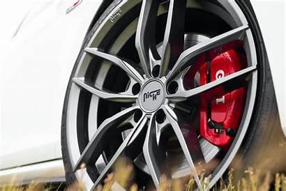 Niche Vosso M204 Wheels Gloss Anthracite Rims