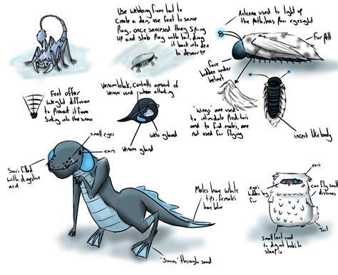 artic desert animal ideas  shamoosh  deviantart