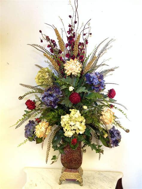 Hydrangea Floral Arrangement Designed By Arcadia Floral