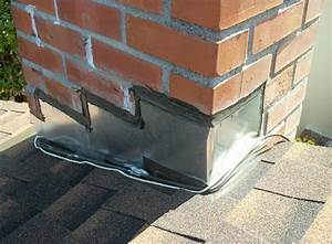 How To Replace Chimney Flashing