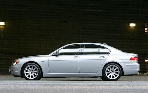 Used 2006 Bmw 7 Series Pricing