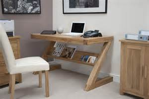 10 elegant oak computer desk design ideas minimalist