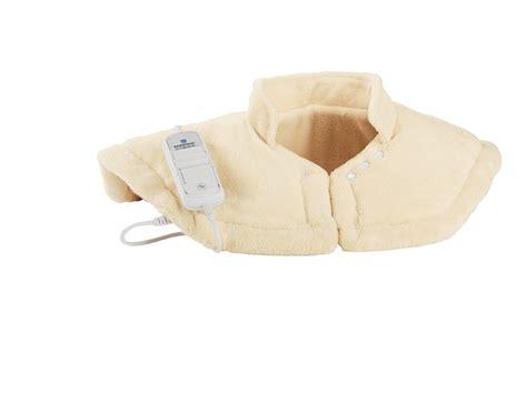 coussin chauffant nuque et epaules coussin chauffant pour les 233 paules et la nuque lidl luxembourg archive des offres