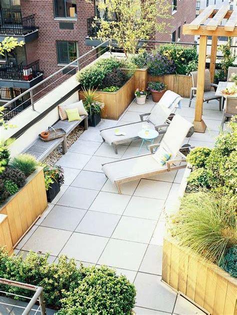 Möbel Für Dachterrasse by Gestaltungsideen Dachterrasse Pflanzen Und M 246 Bel