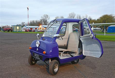 Smallest Car Price by New Peel P50 A Drive In The World S Smallest Car Autocar
