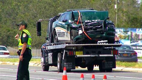 driver killed deputy involved crash osceola county