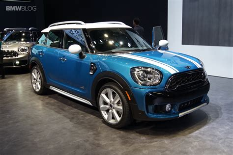 Bmw Countryman by The New Mini Countryman Shines In Los Angeles