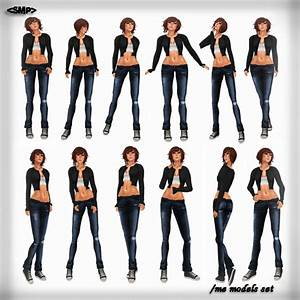 model pose « Slash Me Poses…… asa Blogger