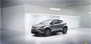Nouvelle Toyota Chr : le toyota c hr de production d voil gen ve actualit s automobile auto123 ~ Medecine-chirurgie-esthetiques.com Avis de Voitures