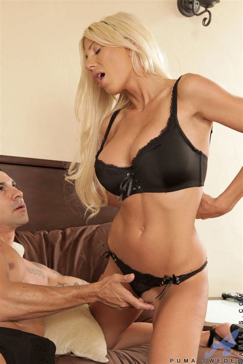 Puma Swede Loves Getting Her Hot Milf Pussy Pounded 1 Of 1