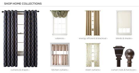 jcpenney curtainswindow treatments window treatments shop window coverings jcpenney