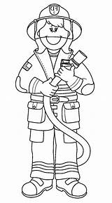 Fireman Coloring Pages Firefighter Davemelillo Amazing Printable Lego Artykuł Dla sketch template