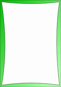 Simple Green Frame Clip Art at Clker.com - vector clip art ...
