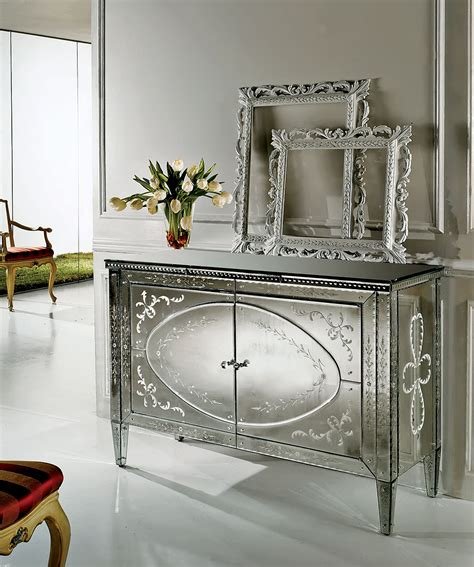 Mirrored Sideboard Furniture by Av Ah1 Mirrored Sideboard David Michael Furniture