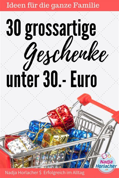 Geschenke Unter 30 by 30 Grossartige Geschenke Unter 30 Nadja Hoo
