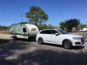 2017 Q7 Factory Towing Package Not Compatible W  Weight