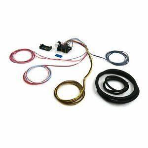18 Circuit Wiring Harness : 18 circuit universal wire harness drag race street ford ~ A.2002-acura-tl-radio.info Haus und Dekorationen