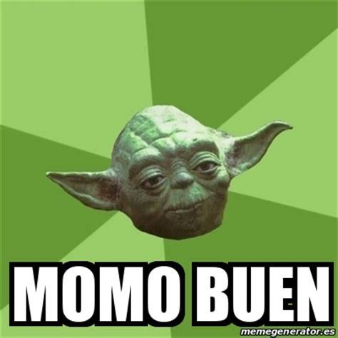 Momo Meme - meme yoda momo buen 26641637