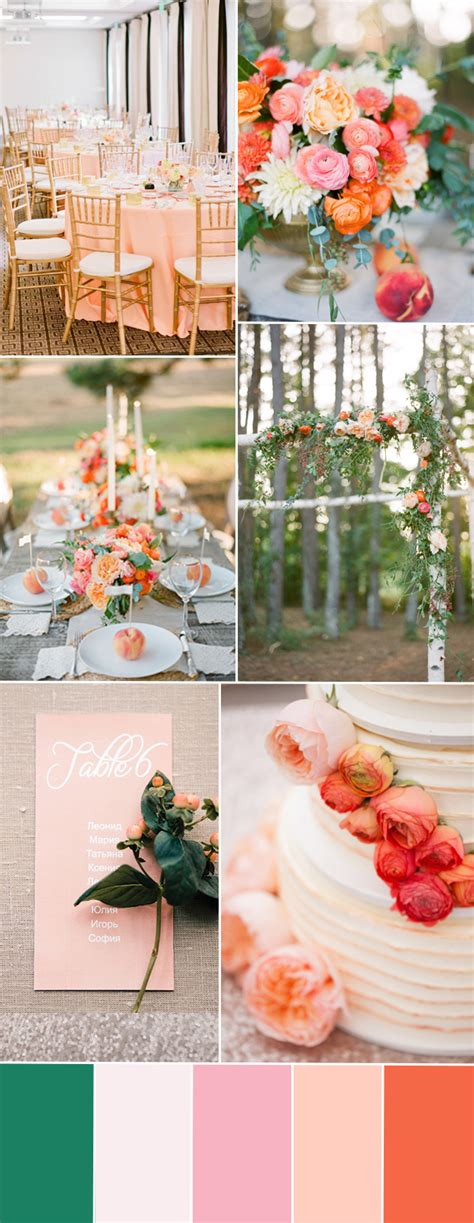 pink wedding color ideas tulle chantilly wedding blog