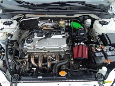 mitsubishi engine pictures 2003 mitsubishi lancer ls 2 0 liter sohc 16 valve 4