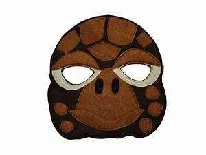 pin tortoise mask template on pinterest With tortoise mask template
