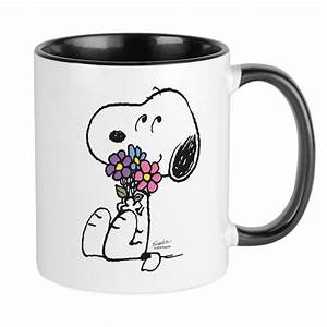 Cafepress, -, Springtime, Snoopy, Mug, -, Unique, Coffee, Mug, Coffee, Cup, Cafepress