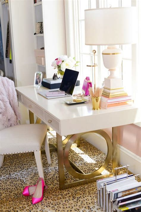 The Chic & Stylish Home Office