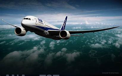 787 Boeing Dreamliner Wallpapers Nippon Widescreen Ana