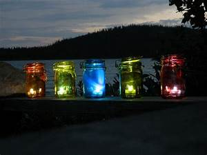 26, Unique, Mason, Jar, Lanterns, Ideas