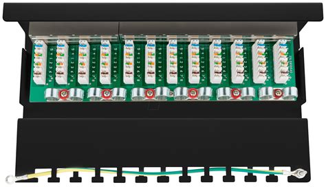 Patch Panel 6 by Patchpanel 12 6s Mini Patchpanel 12 Cat 6 1 He