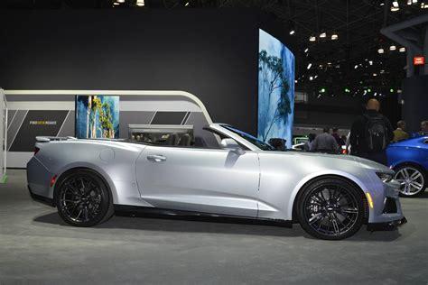 york  chevrolet camaro zl coupe  convertible