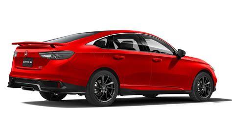 New 2022 Honda Civic Renderings Preview Simplified Si ...