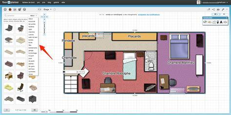 logiciel amenagement interieur 3d gratuit floorplanner logiciel gratuit de conception et d am 233 nagement int 233 rieur unsimpleclic