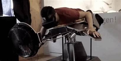 Virtual Reality Nerd Perez Flying Machine Oculus