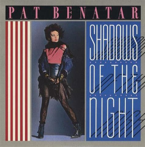 pat benatar shadows of the pat benatar shadows of the uk 7 quot vinyl single 7 inch record 304336
