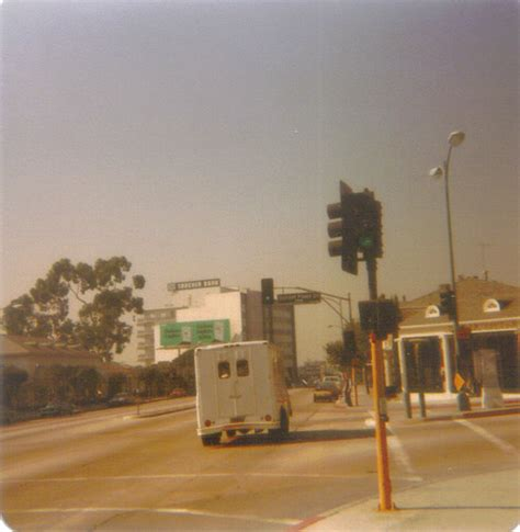 Hugo Sunset Plaza by Quot The Quot Sunset Blvd At Sunset Plaza Dr 1977