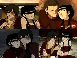 Mai and Zuko by MadameDesReves on DeviantArt