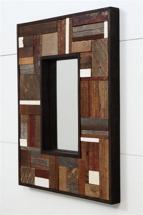 We also have a small inventory of exotic wood, which can be used. 16 Magnificent Examples of Reclaimed Wood Wall Art