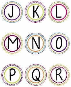 19 best classroom ideas images on pinterest classroom With print letters for bulletin board