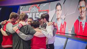 League of Legends college championship round 3 results recap