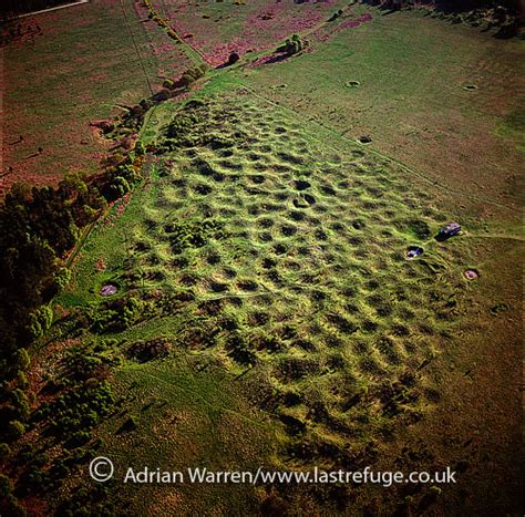 Last Refuge aerial image search: Grimes Graves, a large ...