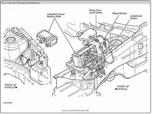2011 Chrysler Town And Country Fuel Pump Diagram