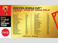 Pakistan eager to welcome the FIFA World Cup Trophy