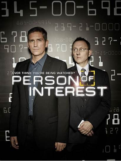Interest Person Season Episode Poster Machine Proteus