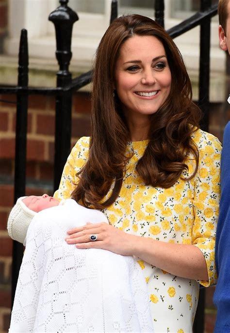 kate middleton pregnant  pregnancy hair