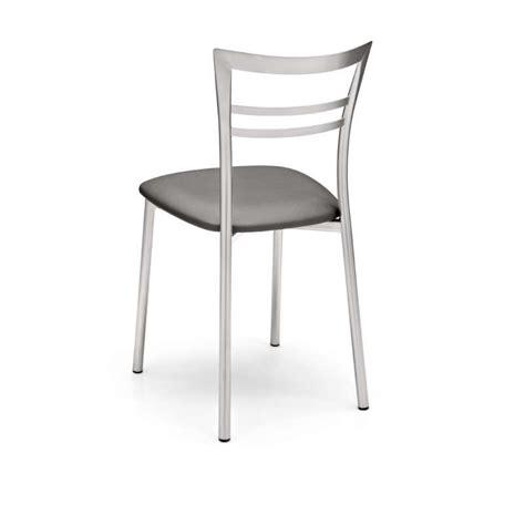 chaise cuisine design chaise de cuisine design en métal go 4 pieds tables