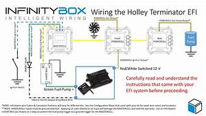 Holley Terminator Efi  U2022 Infinitybox