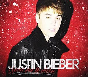 Justin Bieber Under The Mistletoe Cd Covers