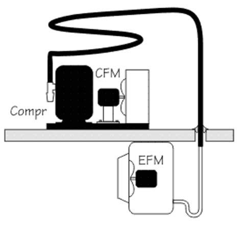 Wiring Diagram Walk in Freezer