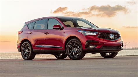2019 acura rdx a spec review long term arrival motortrend